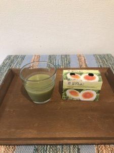 セブンデイズカラースムージーダイエット3日目